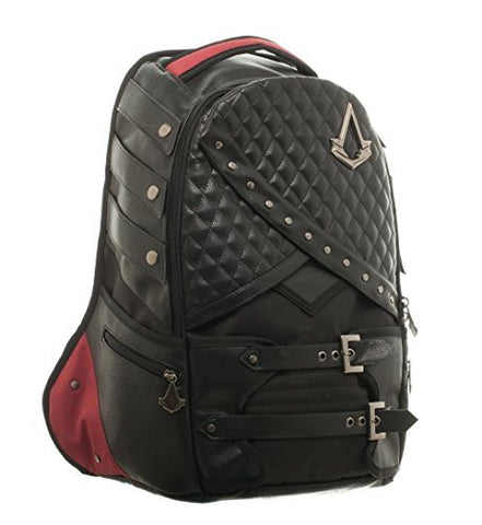 Assassin's Creed Syndicate Deluxe Suit Up Laptop Backpack PU Leather Licensed