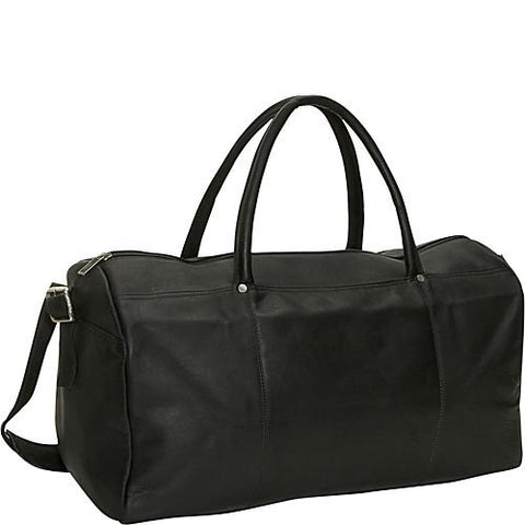 David King & Co. Top Zip Duffel, Black, One Size