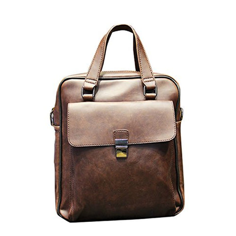 Tidog Male Bag Shoulder Bag Briefcase Leisure Men Business Bag