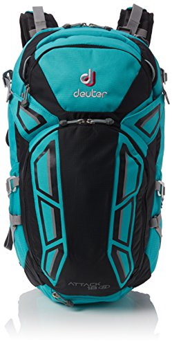Deuter Attack 18 Sl Biking Backpack, Mint Black