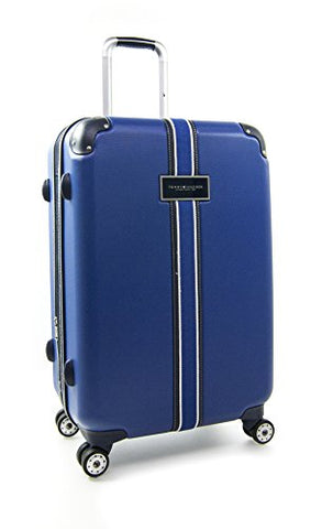 "Tommy Hilfiger Classic 25"" Expandable Hardside Spinner, Blue"