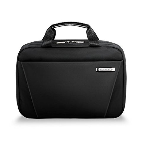 Briggs & Riley Hanging Toiletry Kit, Onyx