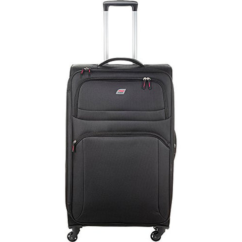 "Andare Buenos Aires 29"" 4 Wheel Spinner Upright (Black)"