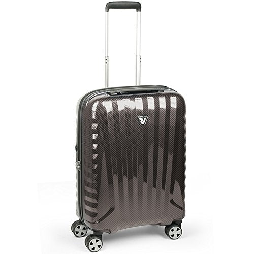 "Roncato Premium ZSL Carbon Spinner Domestic Carry-on 22"" Carbon Warm Grey"