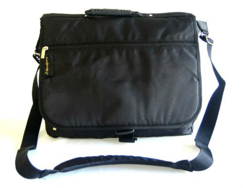 "16""Computer/Laptop Briefcase Messanger Bag Padded Case"