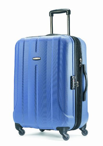 Samsonite Luggage Fiero HS Spinner 24, Blue, One Size