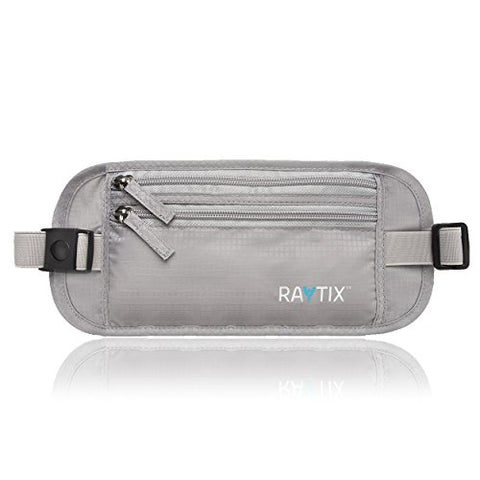 Travel Money Belt: Safe, Well Designed & Comfortable Money Carrier For Travelling & More - Blocks