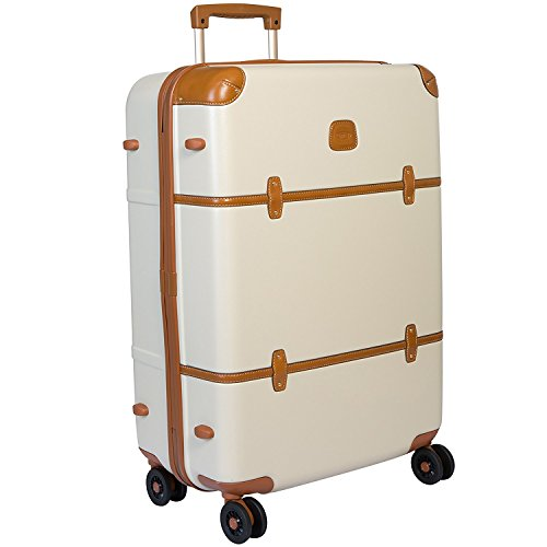 Bric's Luggage Bbg08303 Bellagio Ultra-Light 27 Inch Spinner Trunk, Cream, One Size
