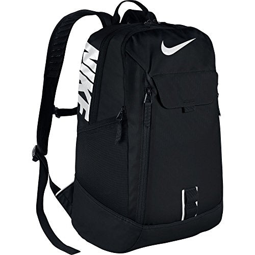 Men'S Nike Alpha Adapt Reign Backpack Black/White Size One Size