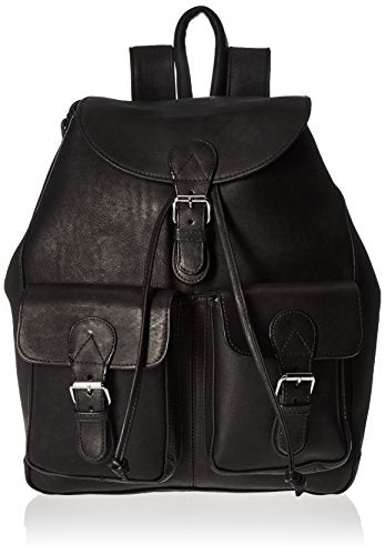 Claire Chase Travelers Backpack, Black