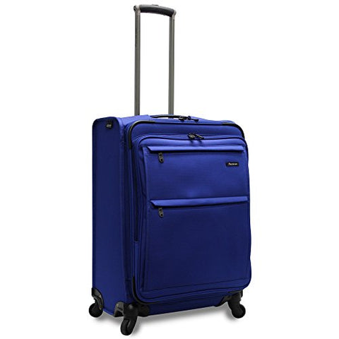 Pathfinder Revolution Plus 25 Inch Expandable Spinner  With Suiter, Cobalt Blue, One Size
