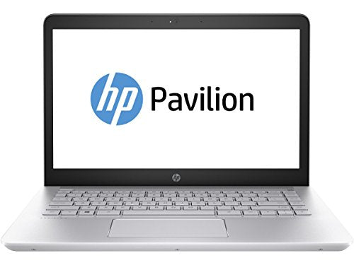 "HP Pavilion 14"" HD Notebook (2018 Newest), Intel Core i5-7200U Processor up to 3.10 GHz, 8GB DDR4, 1TB Hard Drive, No DVD, Webcam, Backlit Keyboard, Bluetooth, Windows 10 Home"