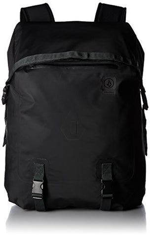 Volcom Young Men'S Volcom Men'S Mod Tech Waterproof Dry Backpack Bag Accessory, -Black Combo, O/S