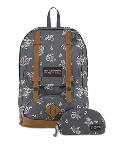 JanSport Baughman Laptop Backpack- Sale Colors (Tiny Blooms)