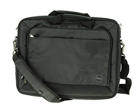 "WG1V8 - Dell Black Nylon Topload Notebook/Laptop Bag with Shoulder Strap - Fits up to 15.6"" - WG1V8"