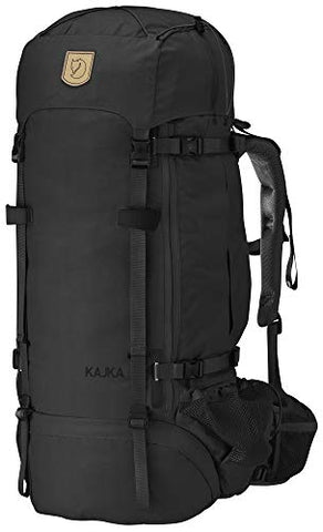 Fjallraven - Men's Kajka 65 Backpack, Black