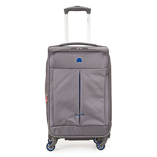 "DELSEY Paris Delsey Air Adventure 21"" Carry-on Spinner, Grey"