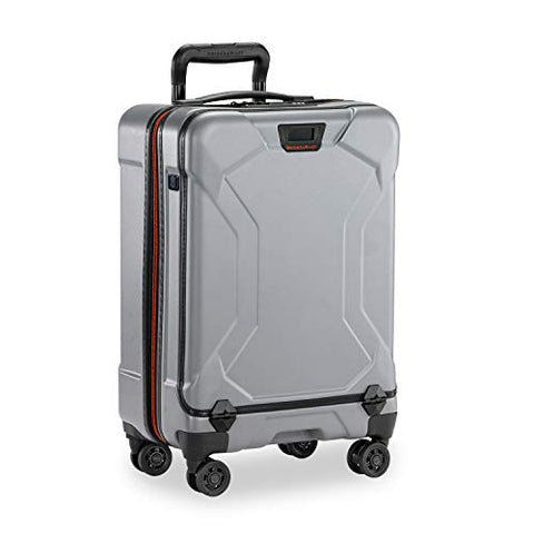Briggs & Riley Unisex-Adult's International Carry-On Spinner, Granite