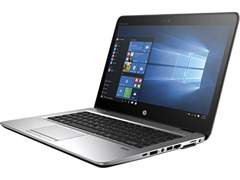 "Hp Elitebook 745-G3 14"" Notebook, Full-Hd Display, Amd A8-8600B Quad-Core, 128Gb Solid State Drive,"