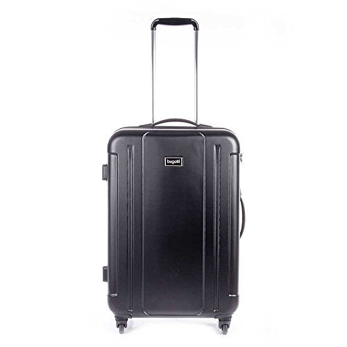 Bugatti Hard Luggage 2 Pieces Set, Black