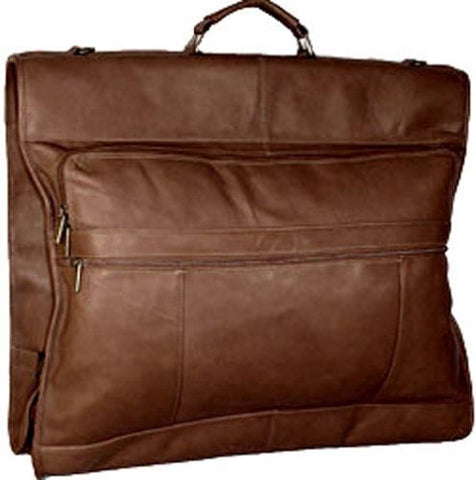 David King & Co. 42 Inch Garment Bag, Cafe, One Size