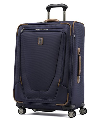 "Travelpro Crew 11 25"" Exp Spinner, Patriot Blue"