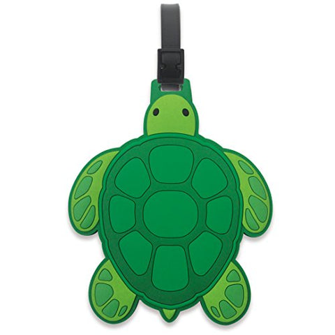 Pvc Id Luggage Tag Honu Turtle