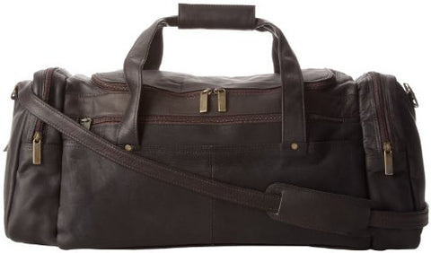 David King & Co. 20 X 10 Inch Duffel, Cafe, One Size