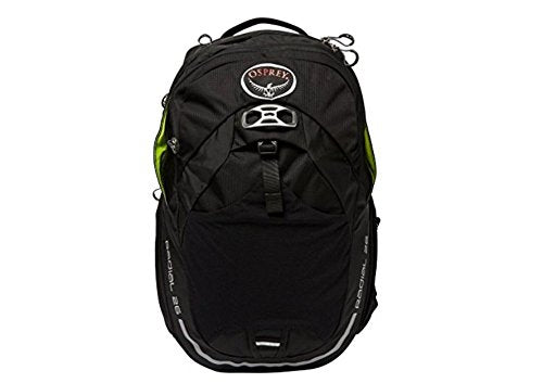 Osprey Packs Radial 26 Daypack, Black, Medium/Large