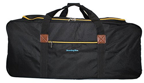 Cuban Travel Duffel Bag 50Lb W Linear Size 62""