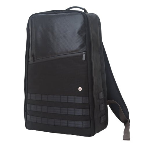 Token Bags Grand Army Backpack, Black, One Size