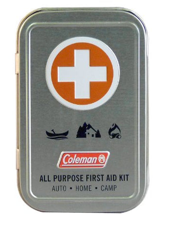 Coleman All Purpose 27 Piece Mini Kit, Travel First Aid Kit