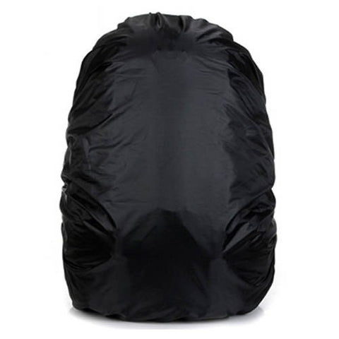 Cover for BackPack ,FreeBiz Nylon Back Pack Rain Cover (Black,45L )