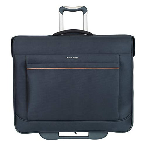 Ricardo Beverly Hills Sausalito 43-Inch Rolling Garment Bag (Midnight Blue)