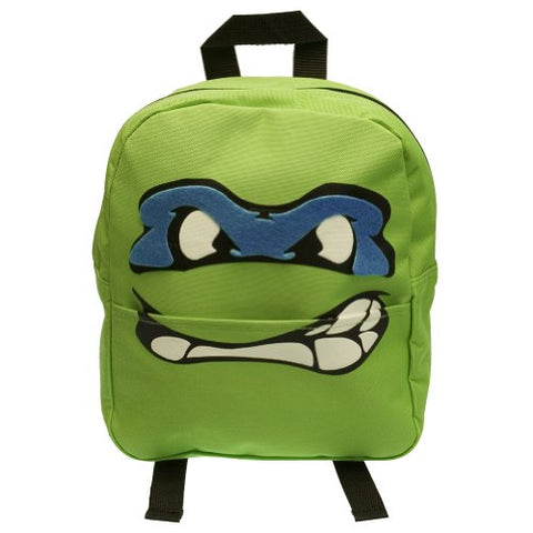 Teenage Mutant Turtles - Face Mini Backpack With Masks