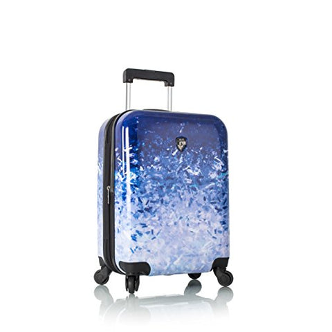 "Heys Ombre Blue Skies Fashion Spinner 21"" Carry-on Spinner Luggage"