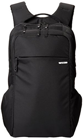 "Incase Icon Slim Pack, 15.6"" Laptop Backpack, Black, Cl55535"