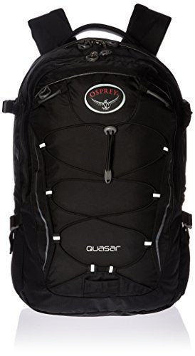 Osprey Packs Quasar Daypack, Black