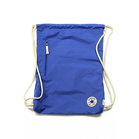 Converse Core Poly Cinch Gym Bag - Oxygen Blue