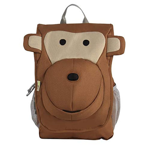 EcoGear Kids Ecozoo Deluxe Monkey Backpack