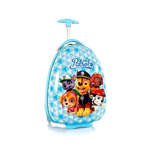 Heys Paw Patrol Designer Luggage Case [Light Blue]