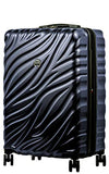 Delsey Paris Luggage Alexis 25-Inch Expandable Spinner (Navy Blue)
