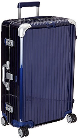 "Rimowa Limbo Multiwheel 29"" Polycarbonate Spinner Luggage - Night Blue"