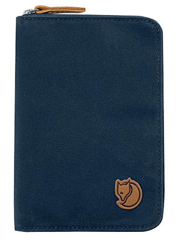 Fjallraven - Passport Wallet, Navy