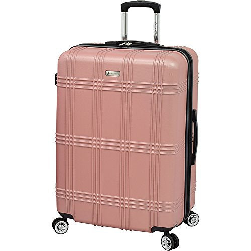 "London Fog Kingsbury 29"" Spinner Luggage, Rose Gold"