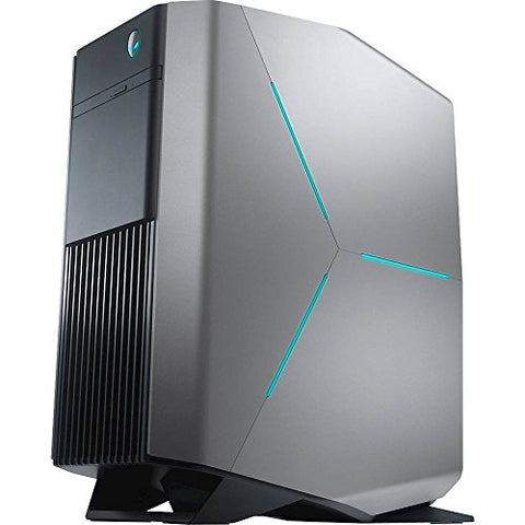 Alienware Aurora R6 Intel Core I7-7700 X4 3.6Ghz 16Gb 2Tb Win10, Silver (Certified Refurbished)