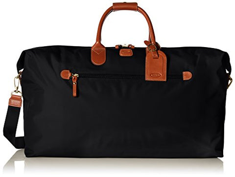 Bric'S X Travel Deluxe Weekender Duffel, Black