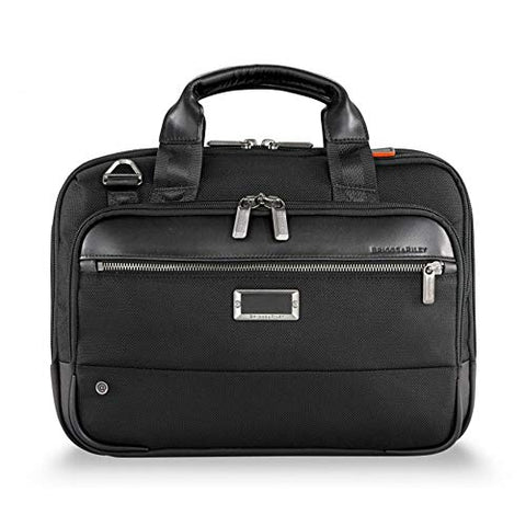 Briggs & Riley Small Expandable Brief Briefcase (With Free Monogramming)