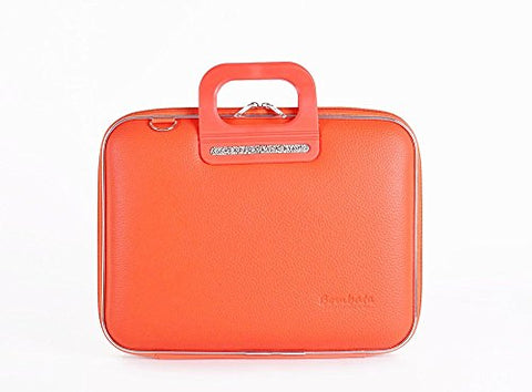 Bombata Firenze Briefcase 15.6-Inch (Orange)
