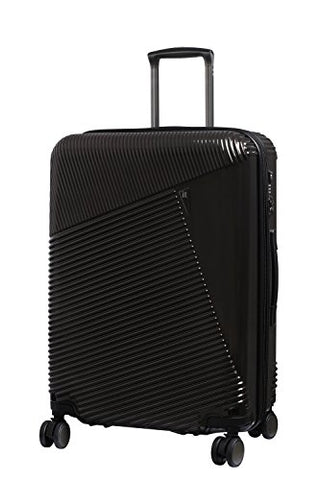 "it luggage 27.2"" Metamorphic 8 Wheel Spinner, Chocolate Aubergine"